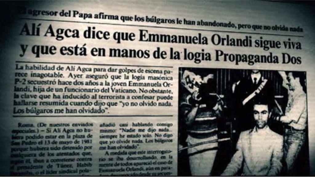 ¿Qué ocurrió con Emanuela Orlandi?