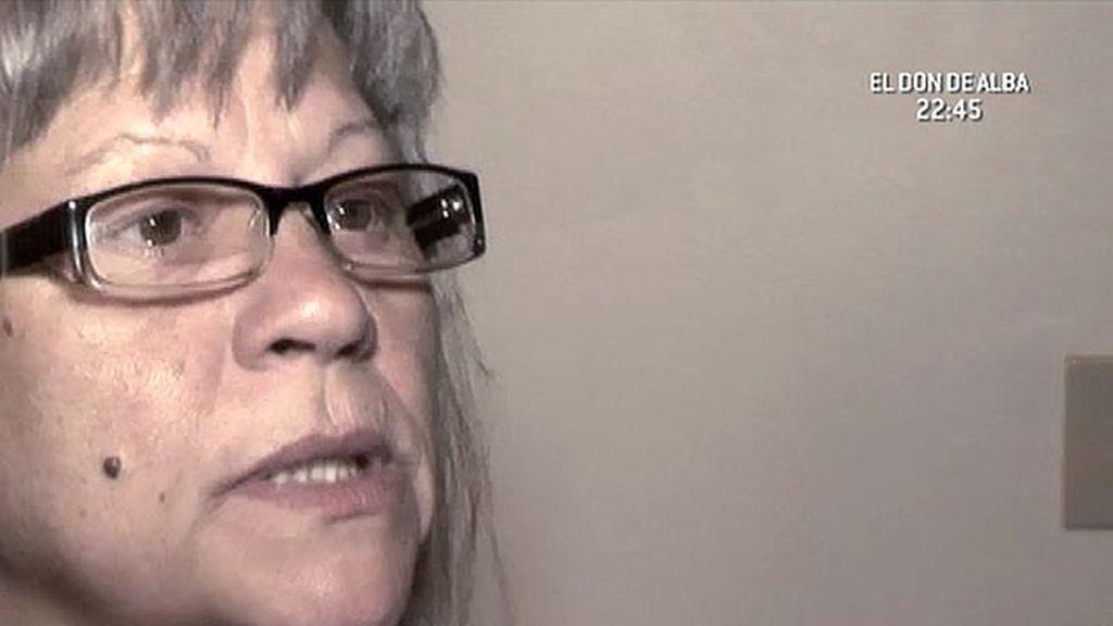 """Nancy Ruiz: """"Cuando la vi, se me llenó el corazón y se puso a palpitar"""""""