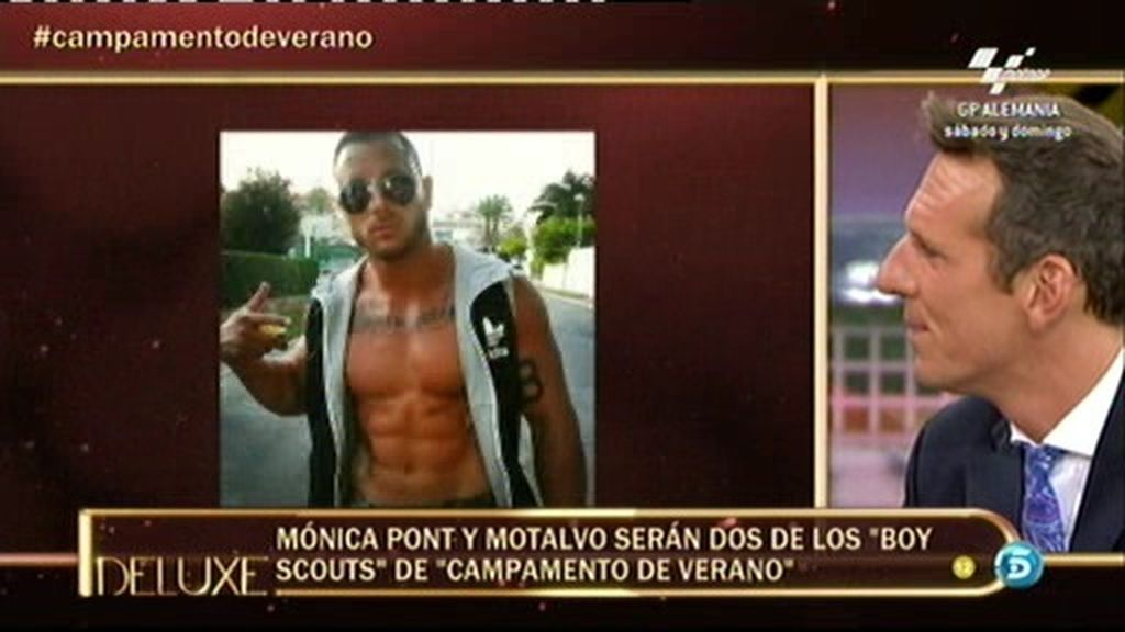 "Joaquín Prat: ""Esteban, de Gandía Shore, estará en 'Campamento de Verano"""