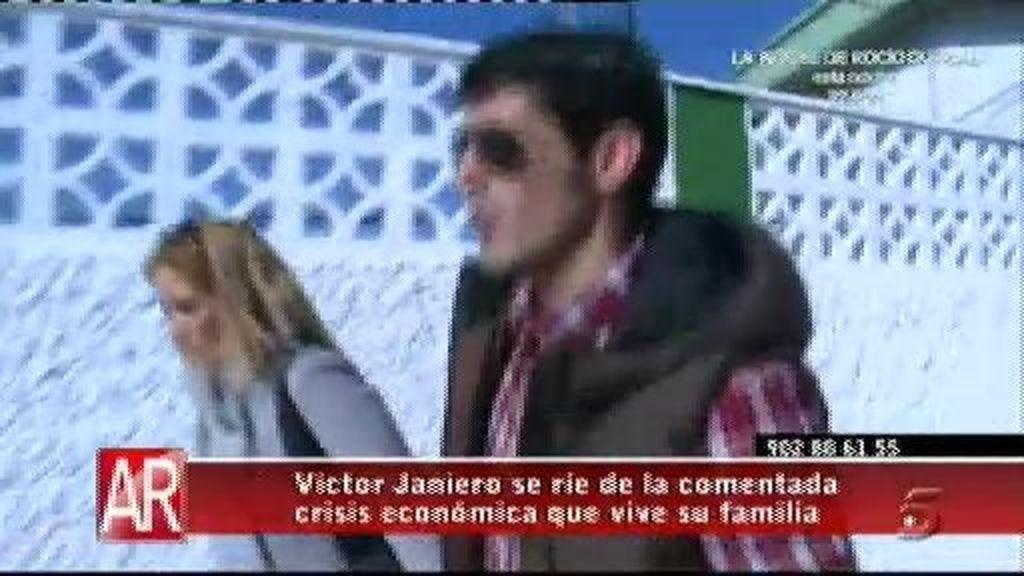 Víctor Janeiro, todo un poeta