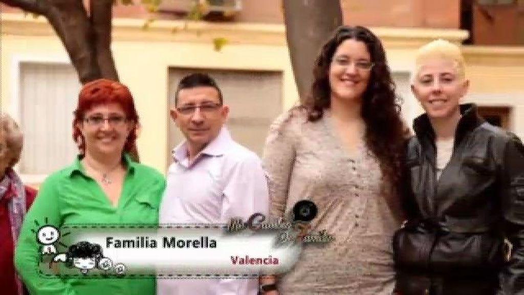 La peculiar y liberal familia Morella