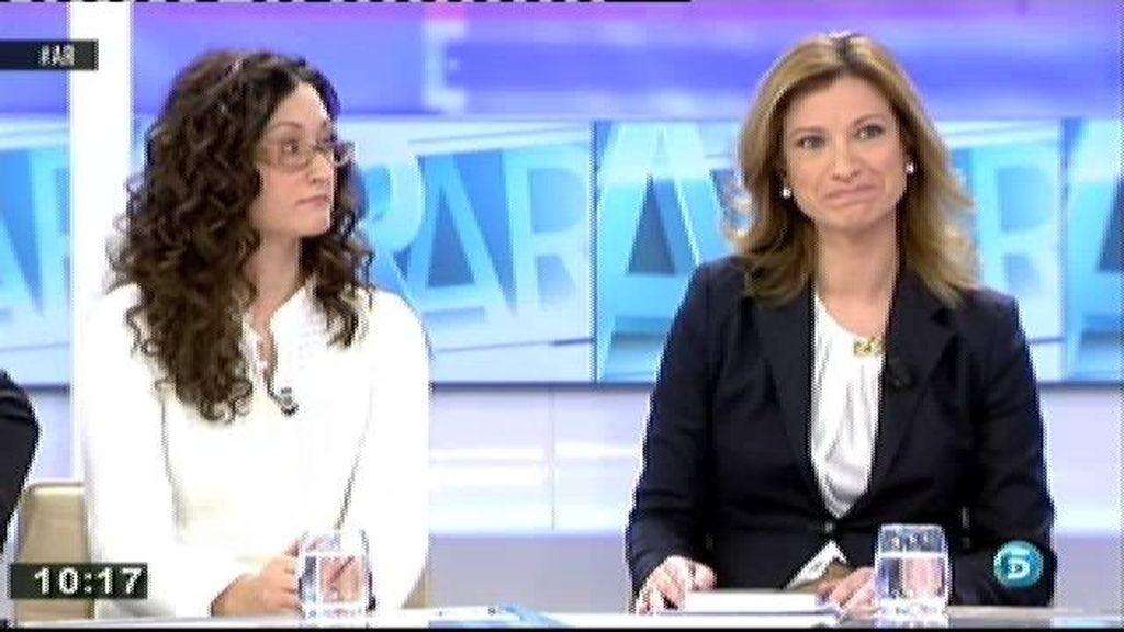 Loreto, hermana del conductor muerto a causa de un kamikaze, indignada porque no se dé el indulto a María Eugenia