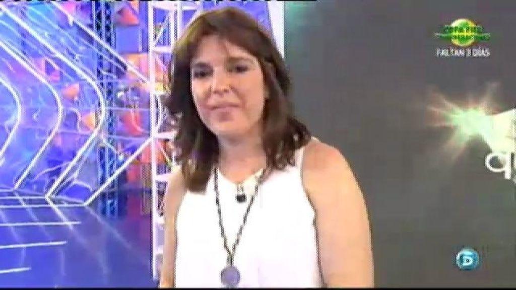 """Cristina: """"Si Jordi hubiera llevado la pechera o coraza no estaríamos aquí"""""""