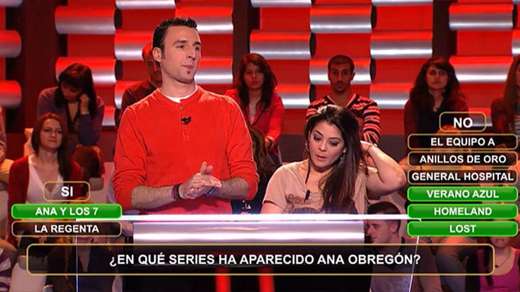 Ana Obregón se interpone en la nueva vida de unos enamorados