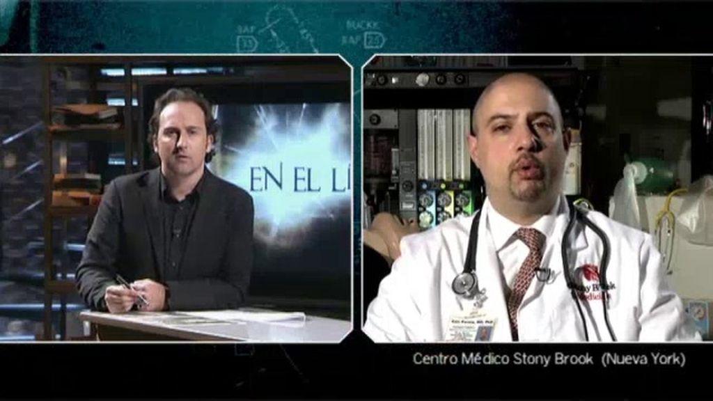 El Doctor Sam Parnia ha podido devolver a la vida a personas que llevaban siete horas muertas