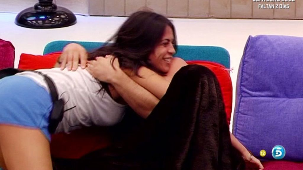 """Sergio, a Berta: """"Me tienes enamorao"""""""