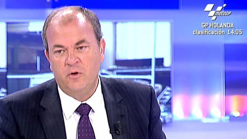 La entrevista íntegra a José Antonio Monago, presidente de Extremadura