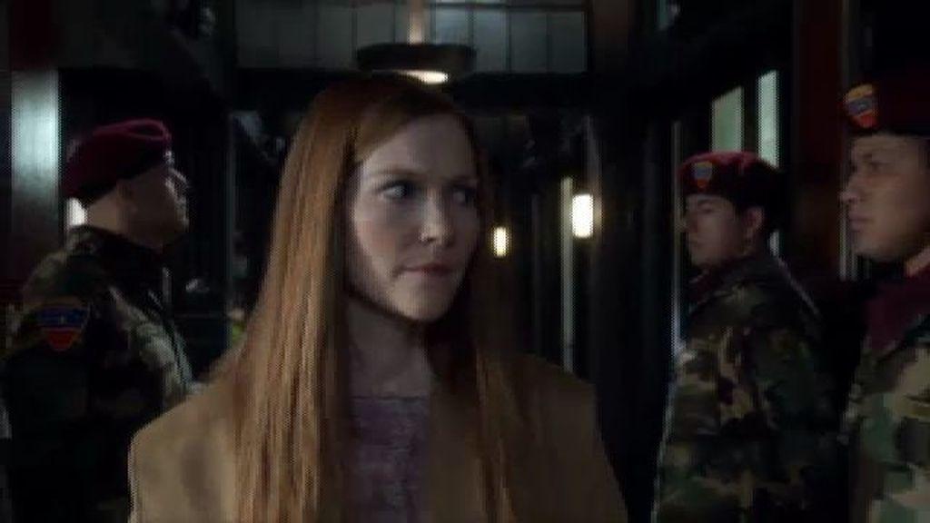 Abby hace que Olivia recapacite sobre su forma de trabajar