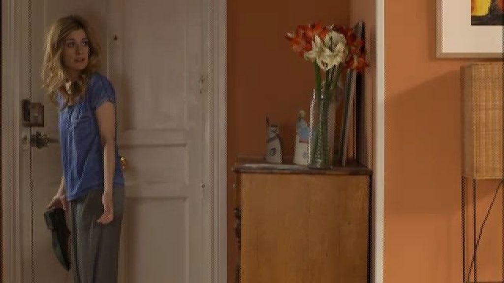 Carlota echa a su cuñado de su casa