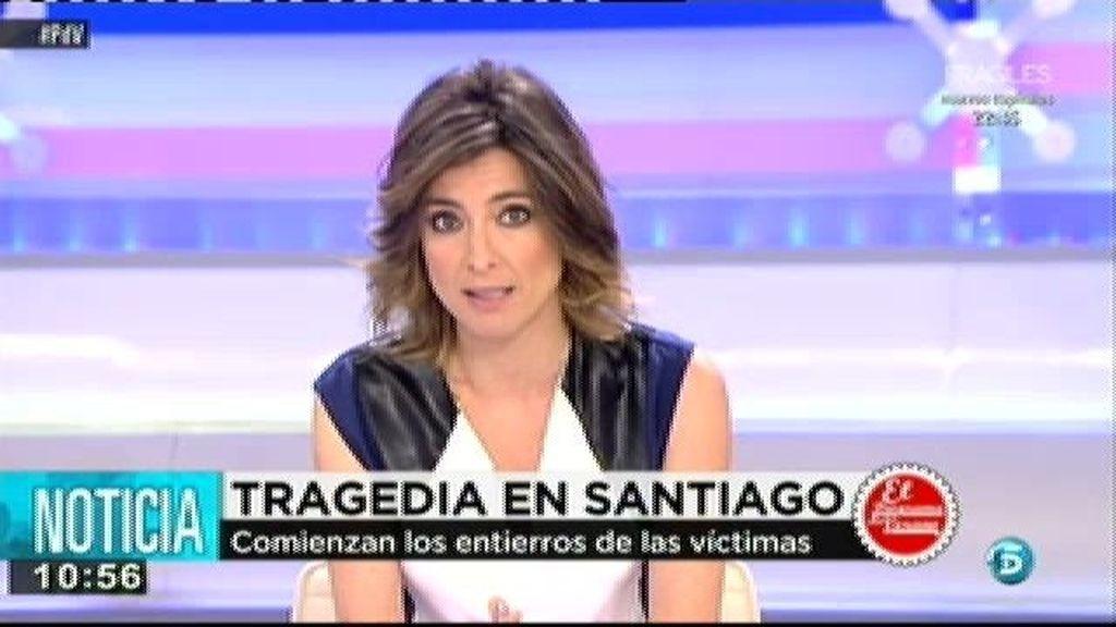 Andrea perdió a su prima en la tragedia de Santiago