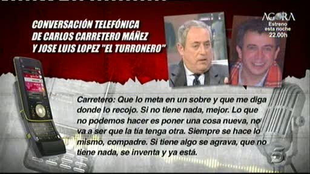 Escucha Carretero- Turronero