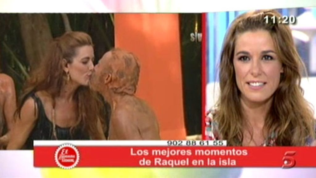 Raquel Sánchez Silva, momentazos