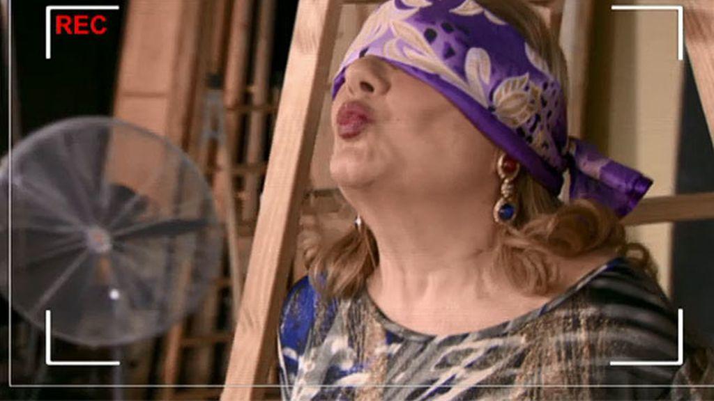 La 'Bim Bam Bum' graba su secuencia de amor con Coronado
