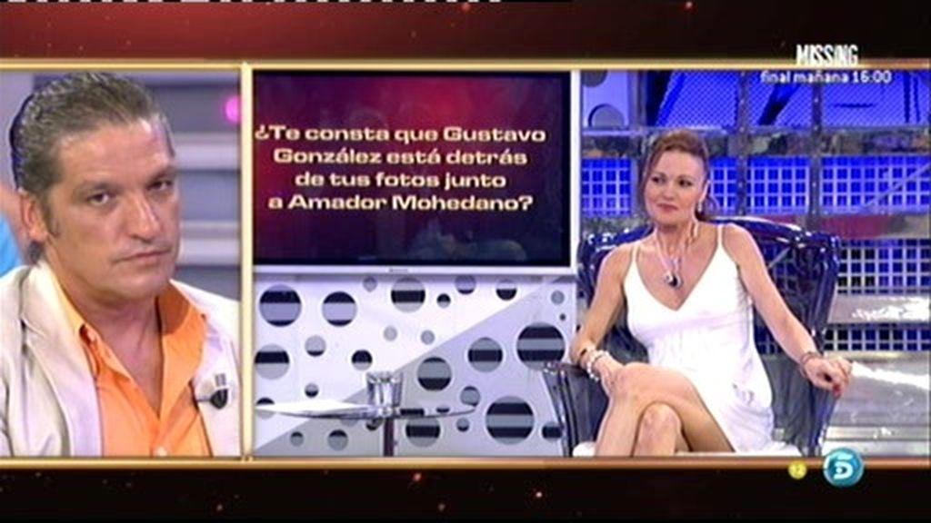 Raquel Moragues niega que Gustavo González estuviese detrás de las fotos