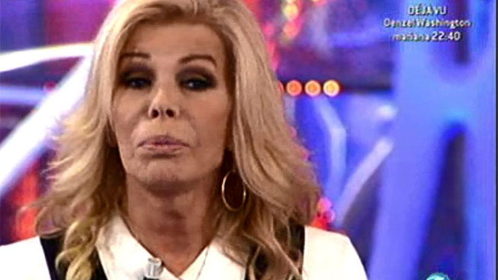 "Bibiana Fernández: ""Yo estoy viviendo un regreso al futuro"""
