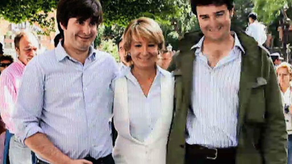 """Esperanza Aguirre ha criticado los cargos de confianza: """"Se podría prescindir de muchos"""""""