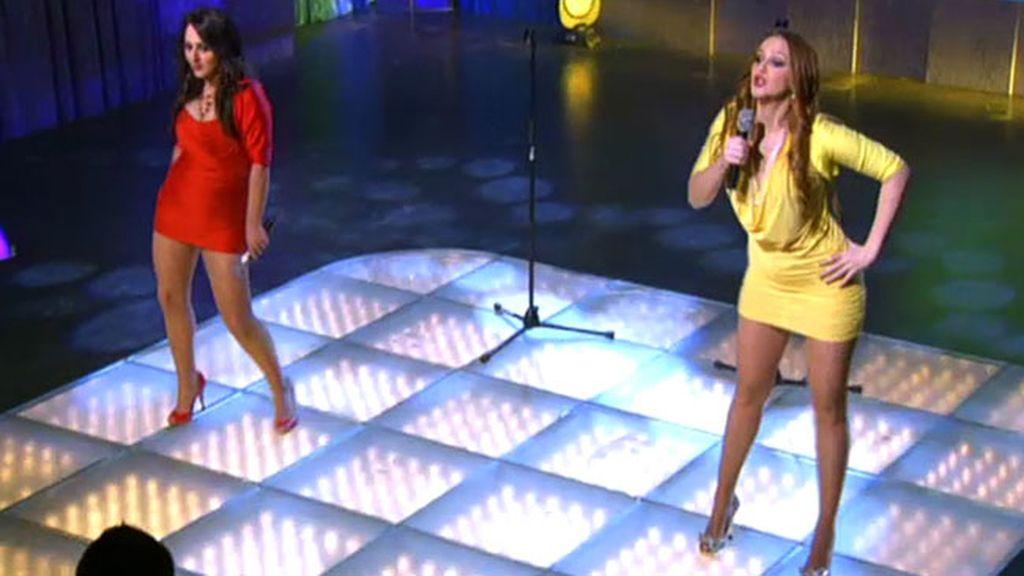 ¡El casting final de Eurovisión!