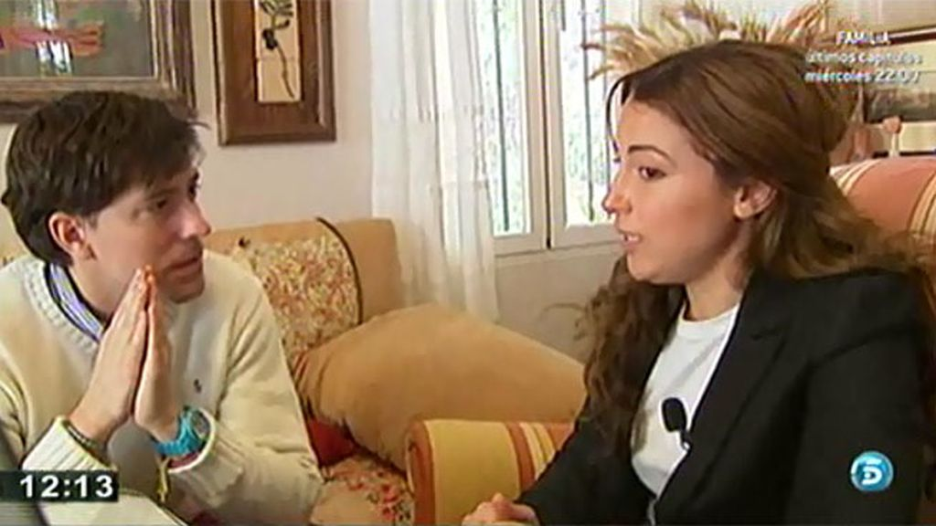 Tamara ha perido 1.300 euros con una falsa oferta de au pair
