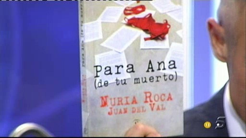 'Para Ana, de tu muerto'