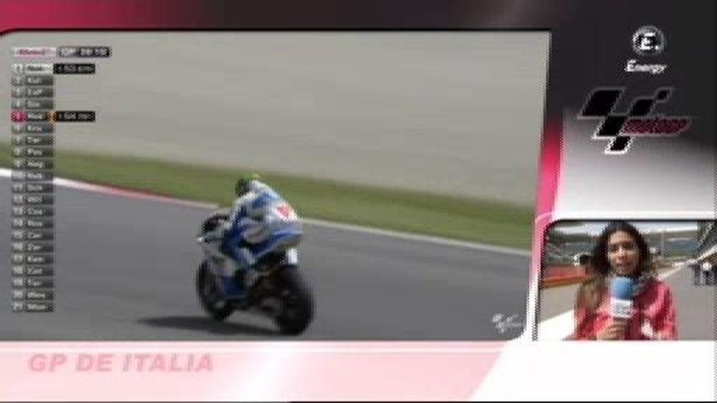 La QP de Moto2 en Mugello, a la carta