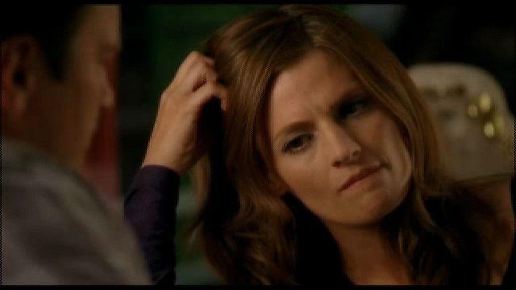 Castle se declara a Beckett