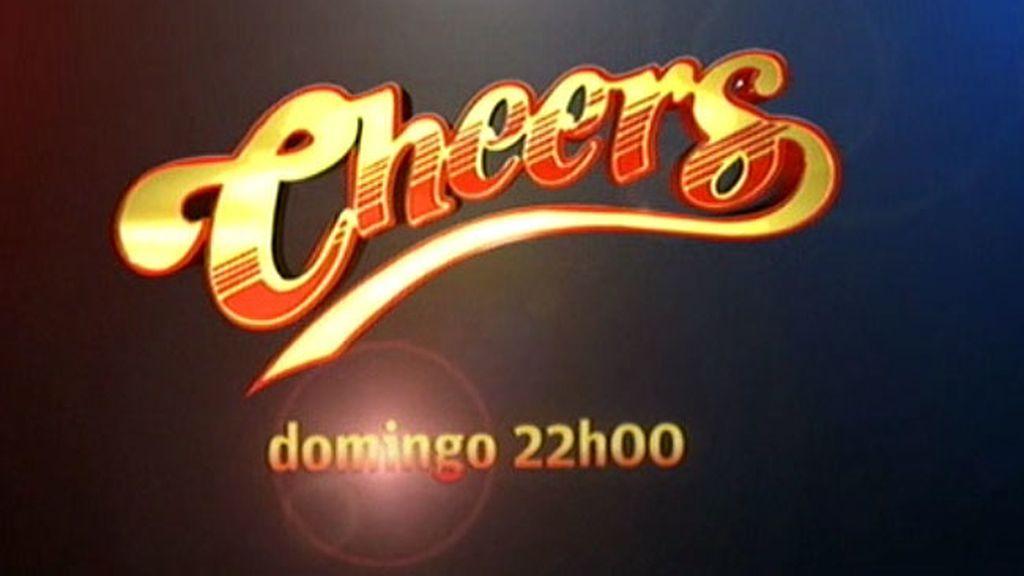 'Cheers', el domingo a las 22:00