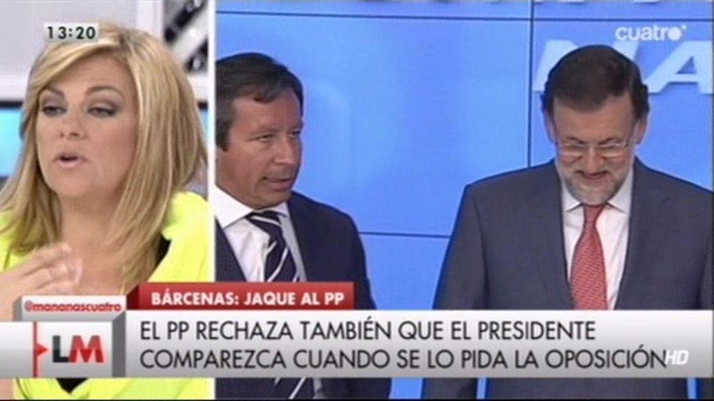 """Valenciano (PSOE): """"El PP ha decidido que de lo que no se habla no existe"""""""