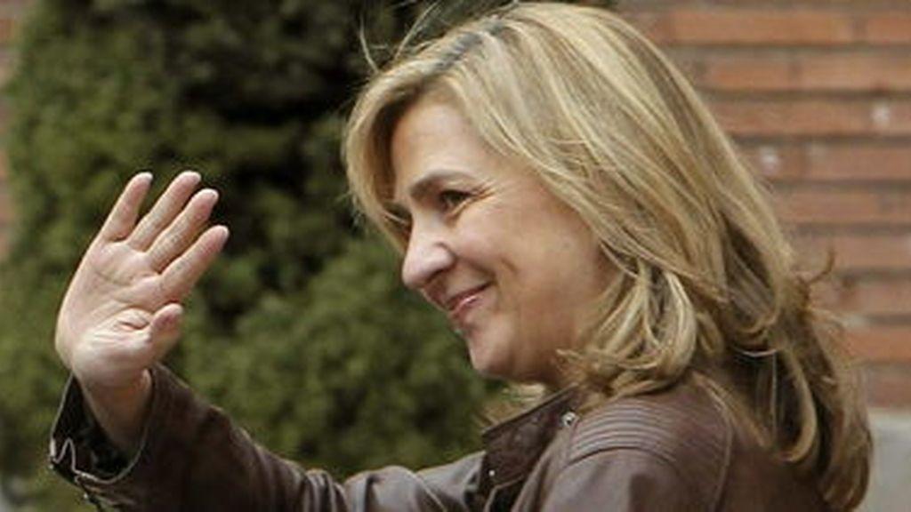 El juez Castro suspende la citación de la Infanta Cristina como imputada