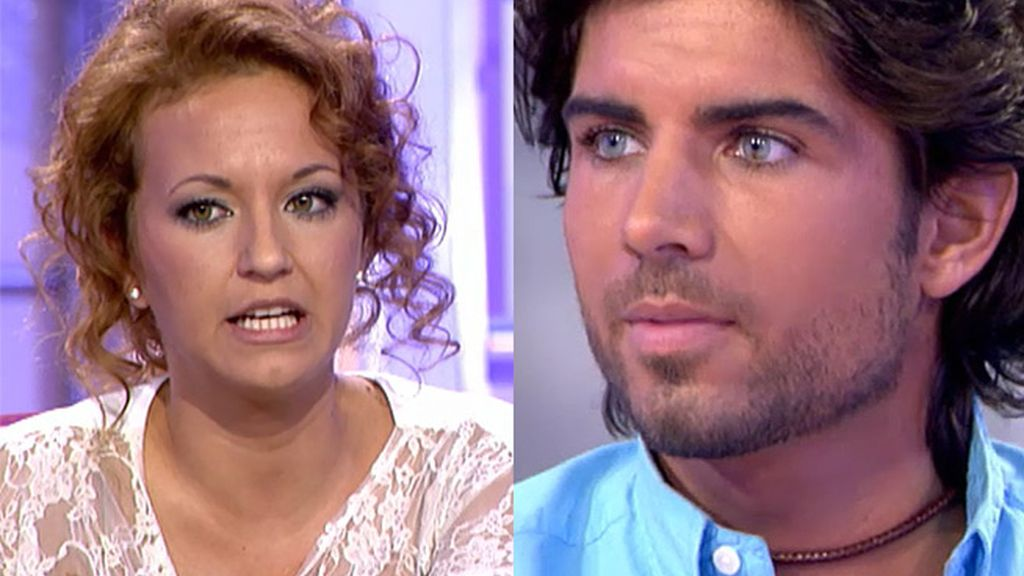 Gina cree que Pol está dolido porque no quiso que la diera un masaje