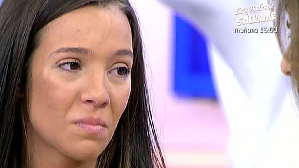 """Vanessa: """"La familia paterna de mi hija me la quitó"""""""
