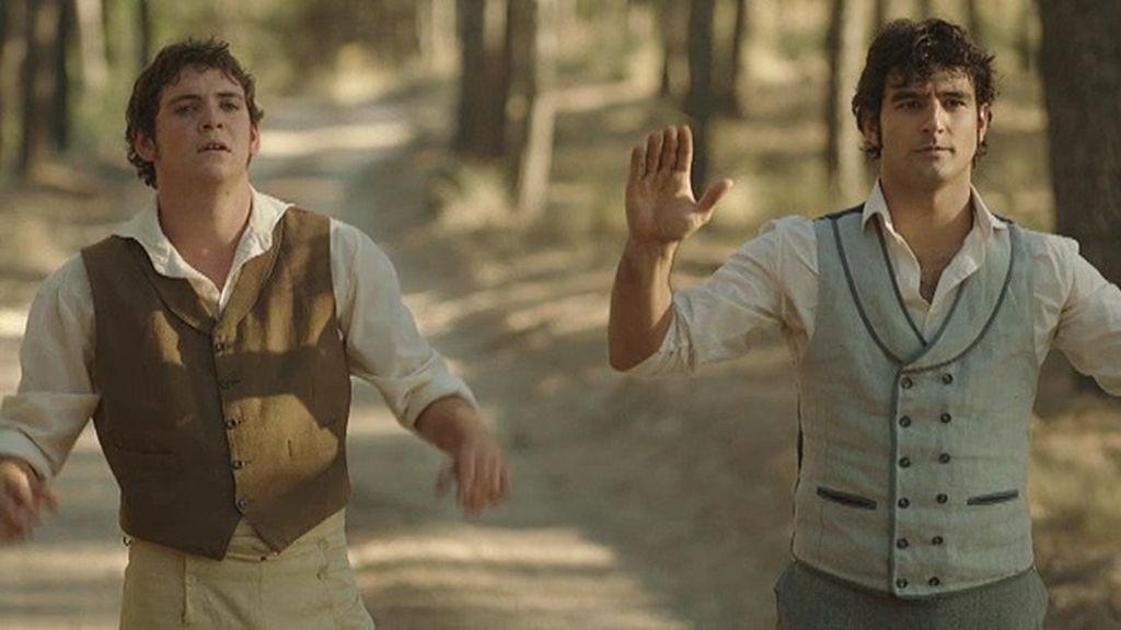 Aníbal y Román descubren que tienen otro hermano