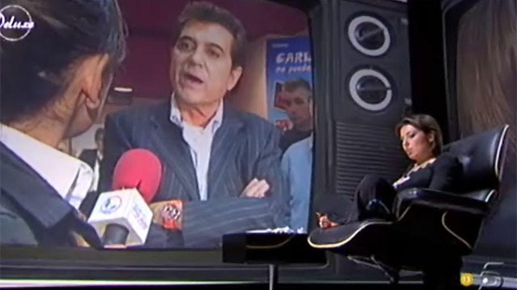 Las crisis nerviosas de Andrés Pajares