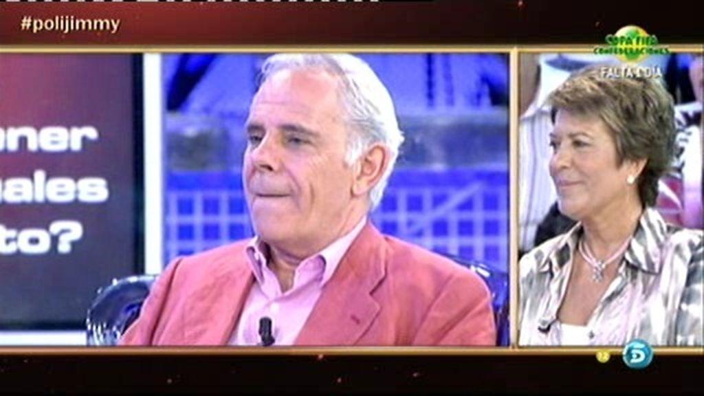 A Jimmy Giménez Arnau le hubiera gustado tener relaciones sexuales con Rosa Benito