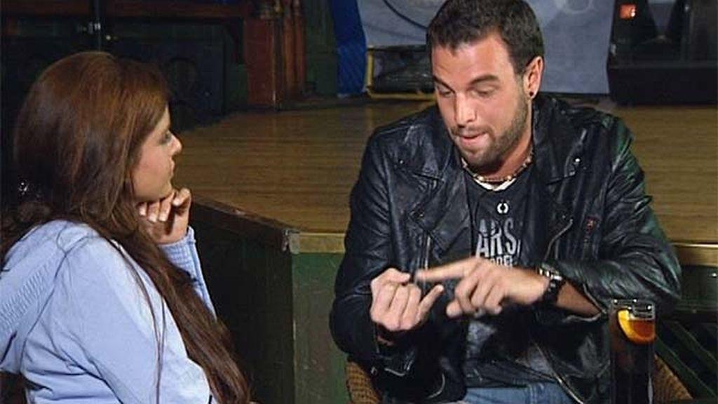 Arantxa y Nacho (22/03/11)