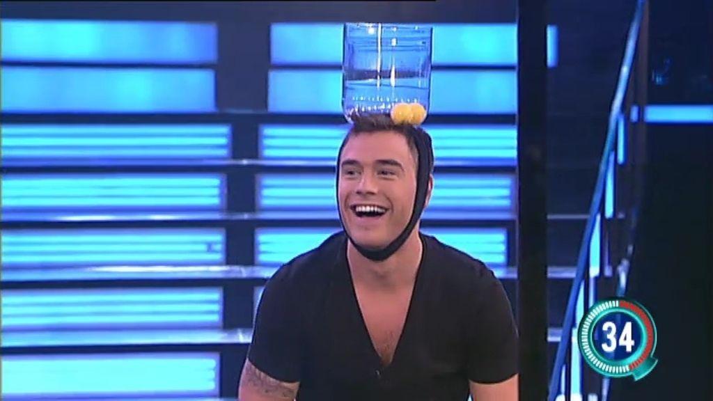 Adrián es un 'cabeza loca'