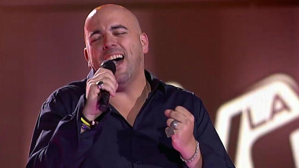 """Martín: """"Cantar es lo que más disfruto"""""""