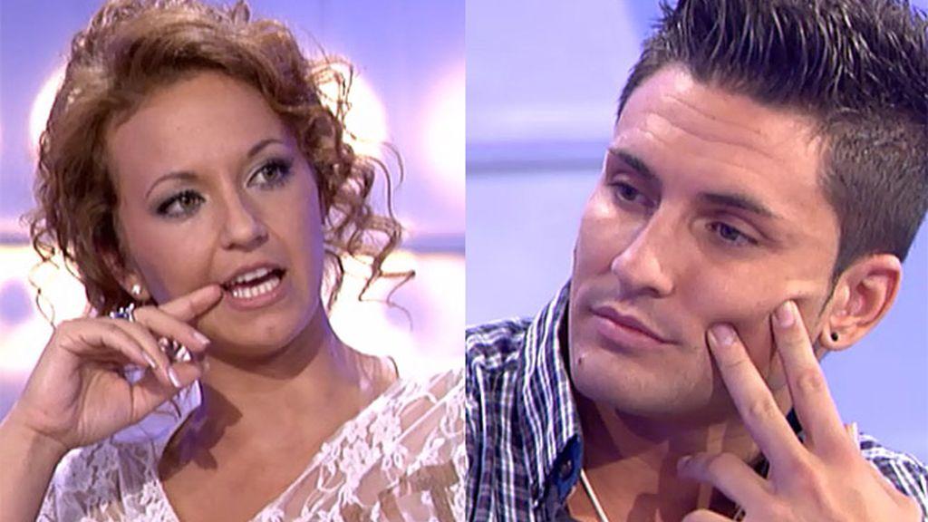 """Gina: """"He visto muchas conversaciones de Víctor con Adriana"""""""