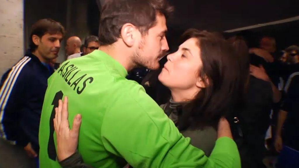 Un partido benéfico con Iker Casillas