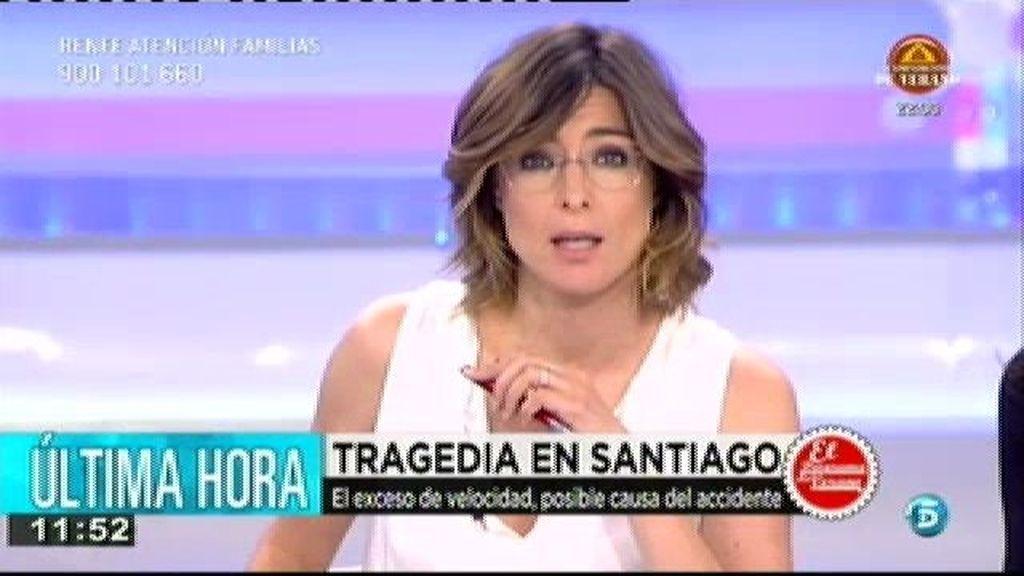 """Amelia González, teniente alcalde: """"Santiago es luto total y solidaridad total"""""""