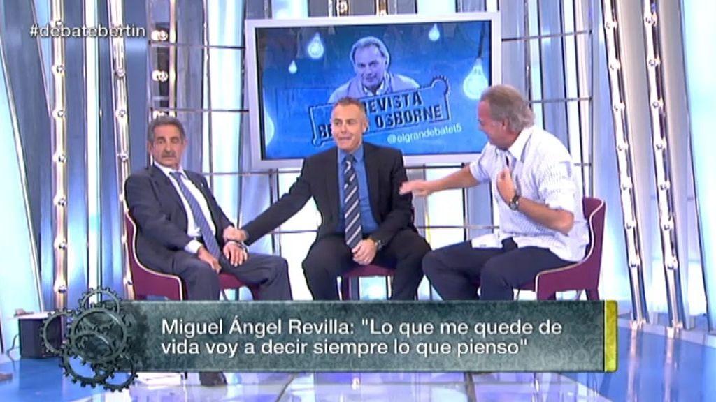 Bertín analiza a Revilla como político