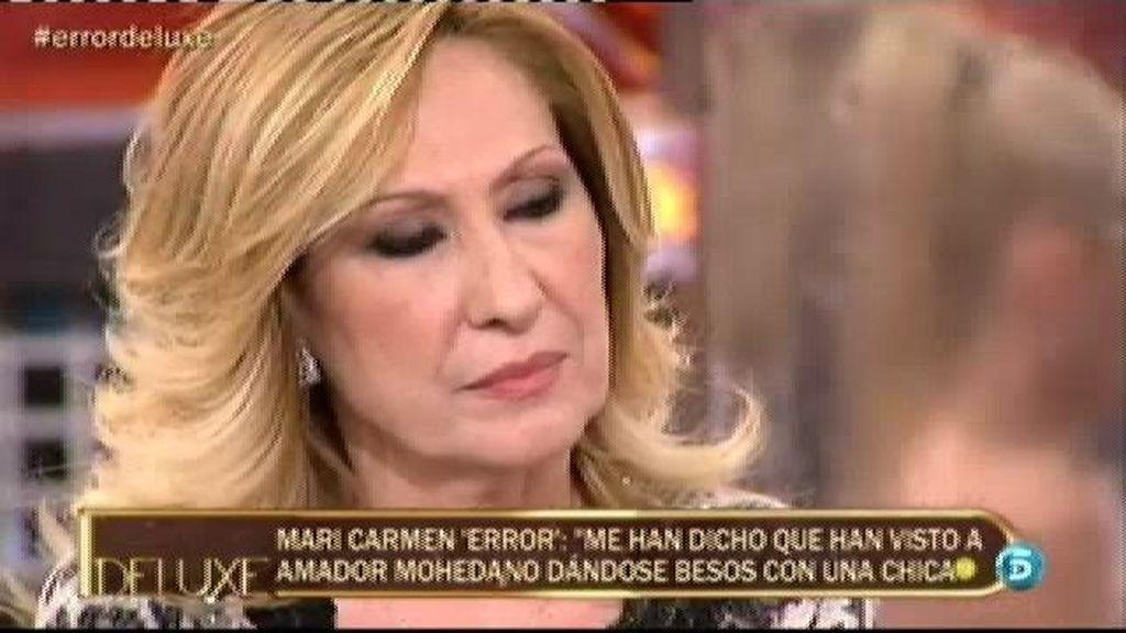 Algunas llamadas al programa confirman las palabra de Mari Carmen