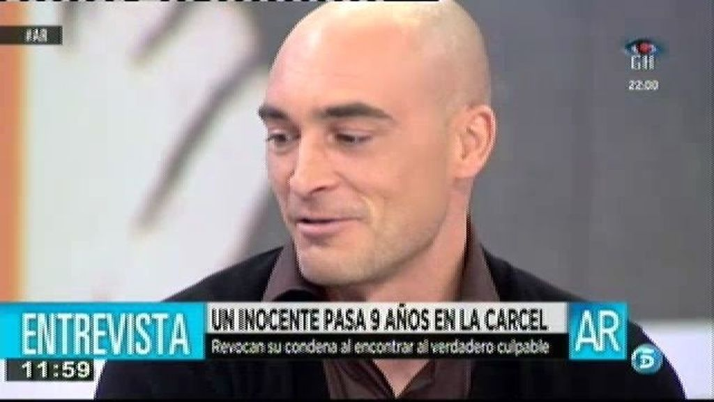 """José Antonio Valdivieso: """"Nadie me creyó. Estaba en casa de mis padres durmiendo"""""""