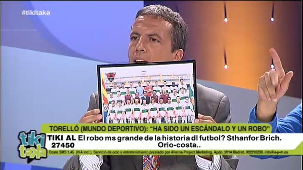 """""""Esto se acaba cuando los equipos saquen a sus juveniles contra Barça y Madrid"""""""