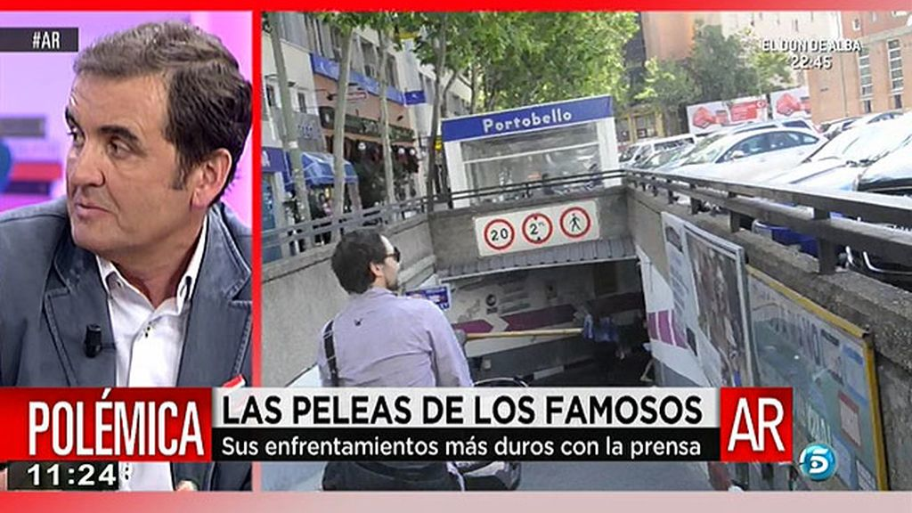 "Ramsés: ""Fui educado con Antonio David y mantuve la distancia"""