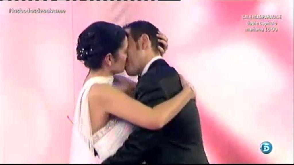 Cristian y Carolina se dan el 'sí quiero' en 'Las bodas de Sálvame'