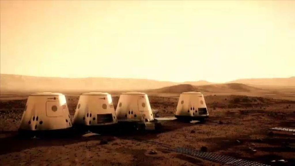 Marte: misión sin retorno