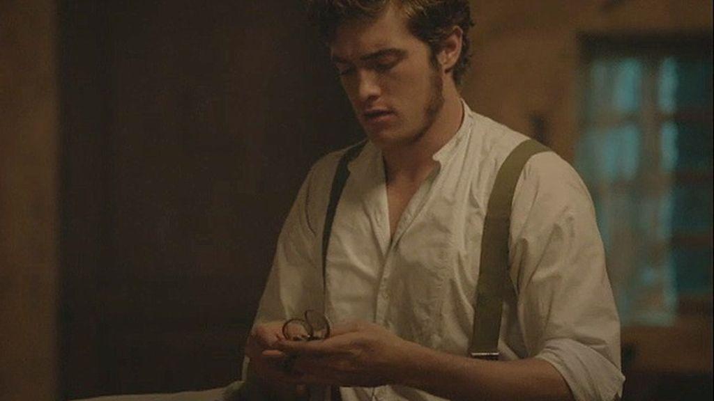 Hugo le roba a sus hermanos la llave del cofre