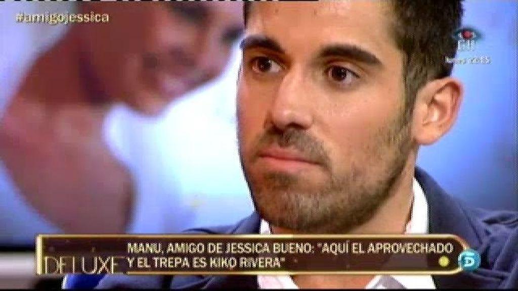"""Manuel Sevilla: """"El caché de Jessica ha subido por la nuera de Isabel Pantoja"""""""