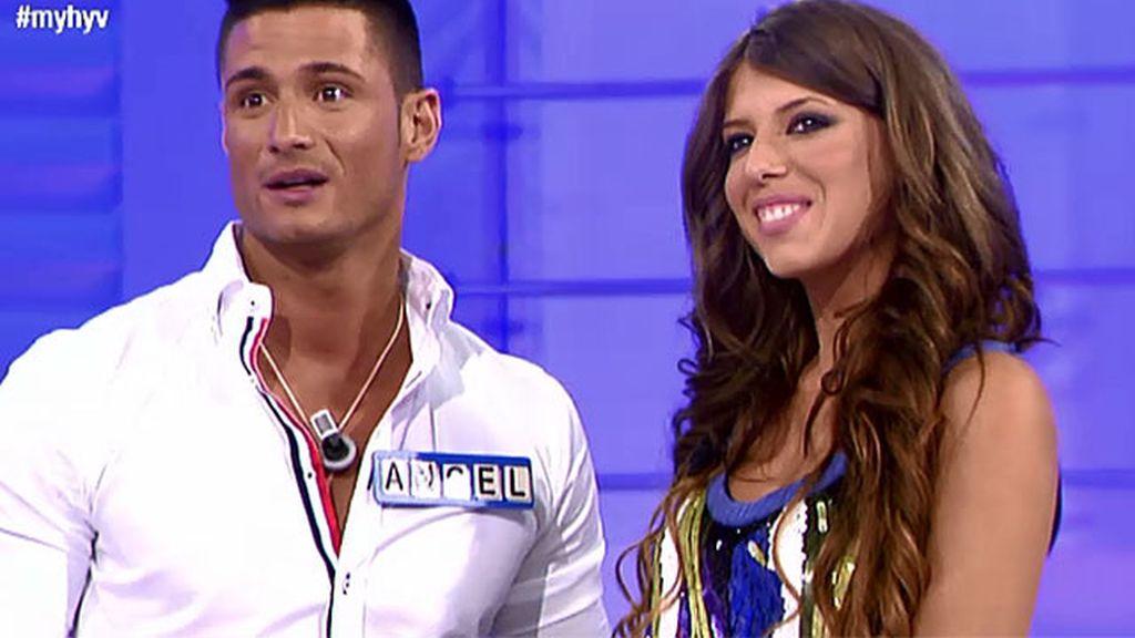 """Andrea, a Ángel: """"Voy a apostar por ti"""""""
