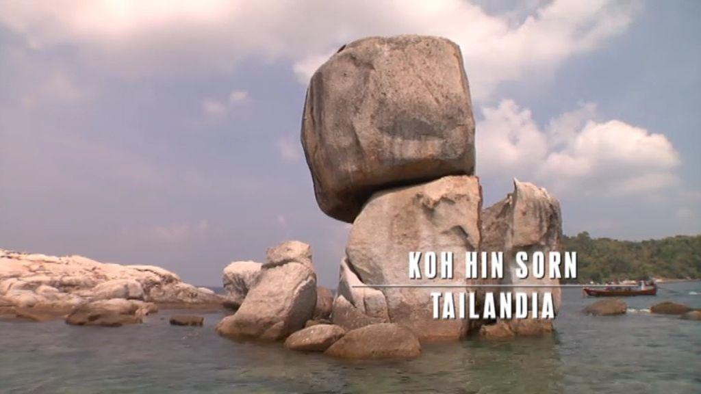 Koh Hin Sorn, la isla de los dados